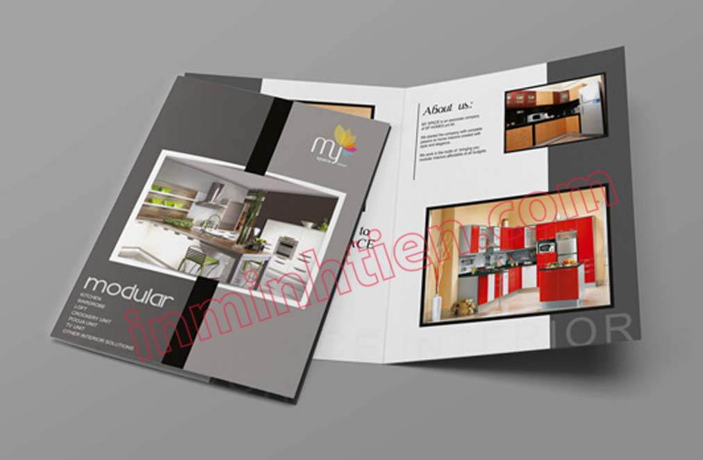 product catalog cover design